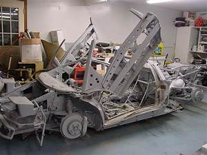 Used Salvaged Lamborghini Parts