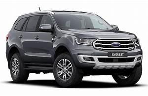 New 2020 Ford Everest Trend 4WD #XZ53 Brisbane - Byrne Ford