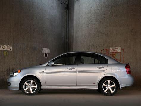 hyundai accent sr sedan  limited edition cars