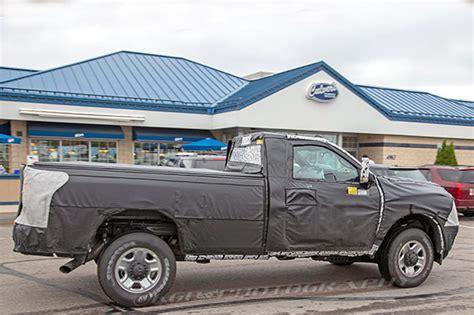 2020 Gmc 2500 Work Truck by 2020 Ram 2500 Regular Cab Work Truck Spied Pickuptrucks