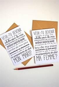 Demande En Mariage Original : pingl par emilie coly sur amour pinterest demande mariage mariage citation et annonce mariage ~ Dallasstarsshop.com Idées de Décoration