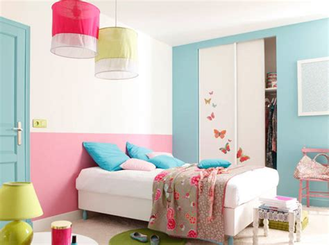 chambre ado couleur peinture davaus couleur peinture satinee pour chambre avec