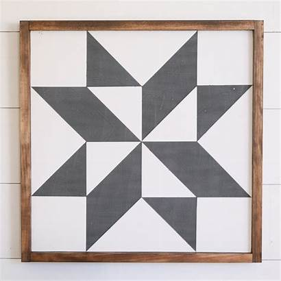 Barn Quilt Wood Rustic Farmhouse Quilts Patterns
