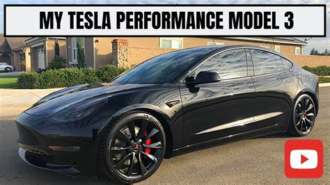 View Tesla 3 Performance Or Not Pictures