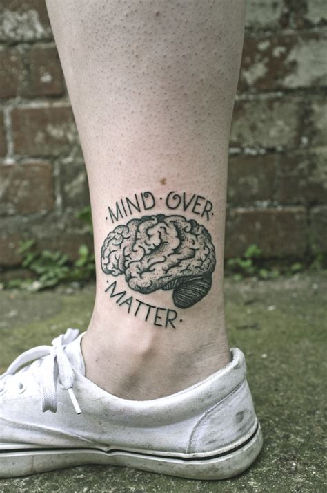 brain cone tattoo design  arm  alexstrangler