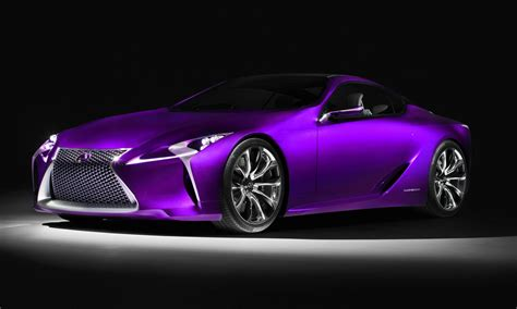 purple lexus magnificent purple car wallpaper full hd pictures
