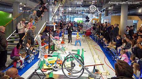 Amsterdam Museum Technology by Nemo Amsterdam Junglekey It Immagini