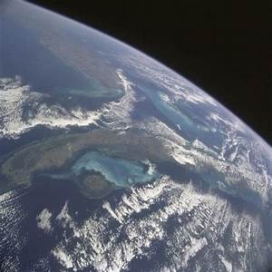 Earth from space low orbit   EARTH DAY   Pinterest