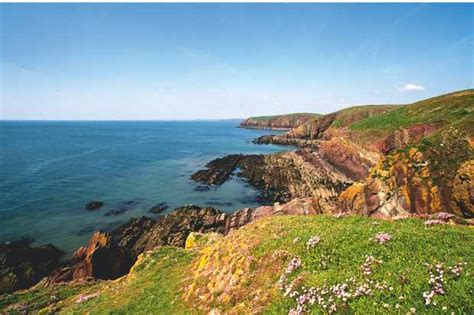 guide sark channel islands places stay eating