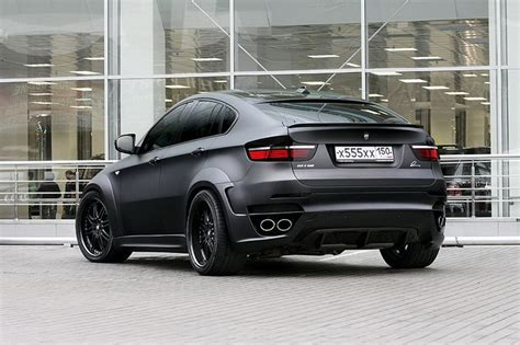 Bmw X6 M Modification by Geneva Debut For Lumma Modified Bmw X6 M