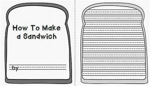 essay how to make a sandwich buy it now With sandwich template for writing