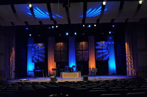 church stage design four square church stage design ideas