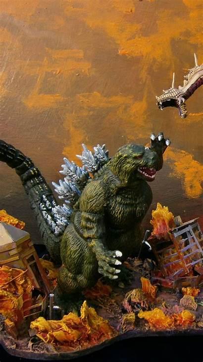 Godzilla Ghidorah King Wallpapers Mobile Advertisements