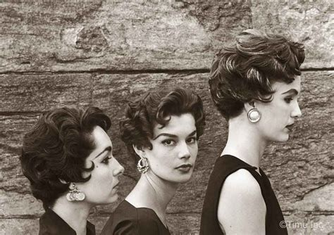 The Italian Cut Hairstyle Craze Of 1953