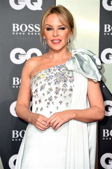 kylie minogue attends the 2019 gq men of the year awards ...