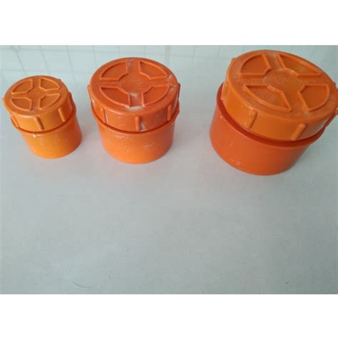 PVC CLEAN OUT ORANGE 2, 3 AND 4   Shopee Philippines