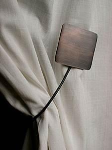 Embrasse Rideau Originale : embrasse de rideau aimant e n lio m tal cuivr vieilli d coration ~ Teatrodelosmanantiales.com Idées de Décoration