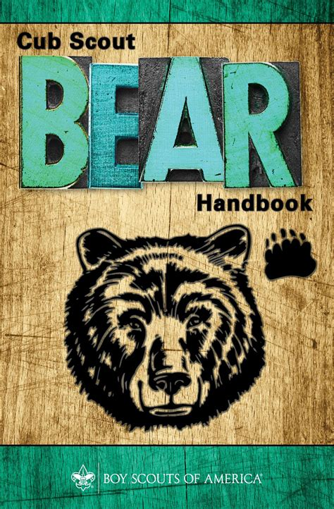Image result for bear cub book cub scout