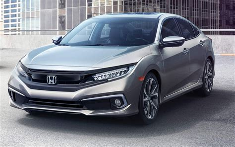 Honda Civic 2019 by Honda Civic 2019 Chega Facelift Aos Eua Fotos Car