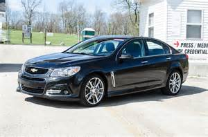 2014 Chevrolet Ss Chevy Sedan Review Apps Directories