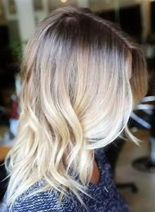 Ombre Hair Blond Polaire : ombr hair blond polaire gris ~ Nature-et-papiers.com Idées de Décoration