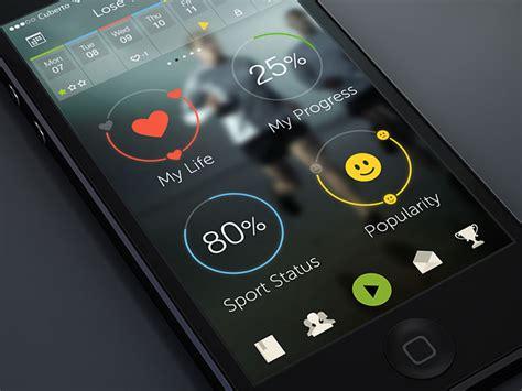 ios app design concepts web graphic design bashooka