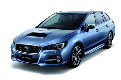 Subaru Levorg Confirmed For Australia New Sports Wagon