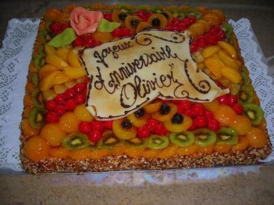 g 226 teau d anniversaire la boulangerie brouard