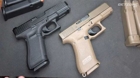 Sootch Review New Glock 45 9mm Pistol  Leo Perfection