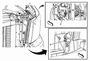 How Do I Remove The Headlight Assembly Off Of A 2009 Gmc Sierra  Is There A Diagram