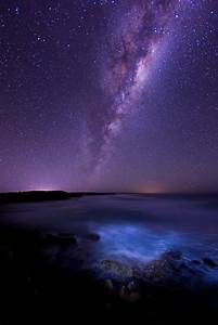 Milky Way over the Southern Ocean.