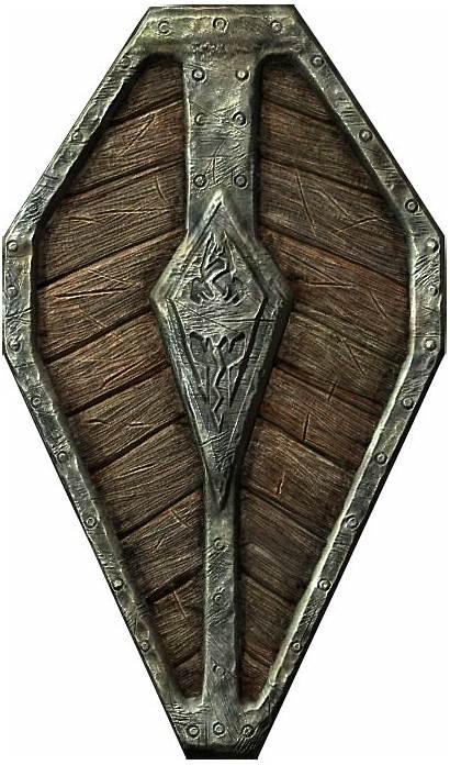 Shield Imperial Scrolls Elder Skyrim Armor Elderscrolls