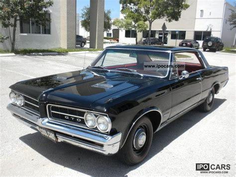 1964 Pontiac Gto Tri Power by 1964 Pontiac 389cui Gto Tri Power Car Photo And Specs