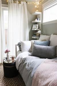 Tiny, Bedroom, Tour, Courtney, U0026, 39, S, Room