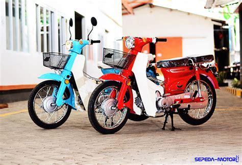 Modification Gazgas Gazelo 125 by Kangen Honda Cub Di Indonesia Ternyata Ada Motor