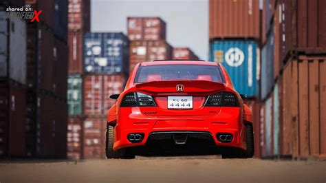 Modified Civic Parts by Modified Honda Civic K Hyper Wide Modifiedx