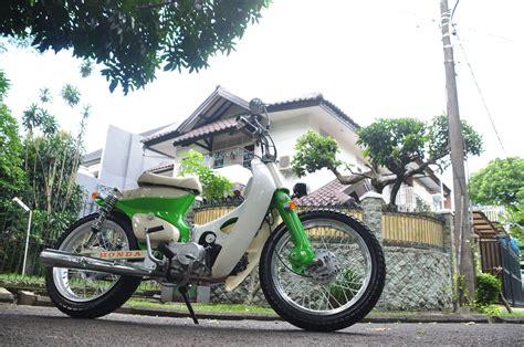 Gambar Motor Honda Monkey by Kumpulan Modifikasi Motor Honda Monkey Terbaru