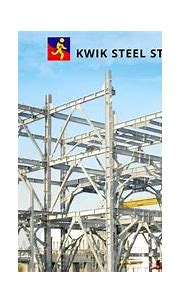 Steel Structure Companies Dubai,Kwik Steel Structures- UAE ...