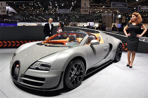 Meet The Bugatti Veyron 16.4 Grand Sport Vitesse At The