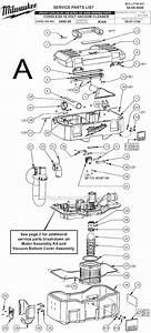 Electrolux Canister Vacuum Parts Diagram