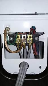 Dryer Plug Wiring Diagram 3 Prong