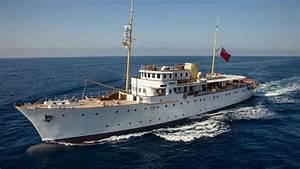 Superyacht Shemara The 65m Classic Motor Yacht Is