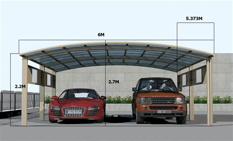 3 Car Metal Carport by 2 Car Carport Kit For Sale At Carportbuy Metal Cars