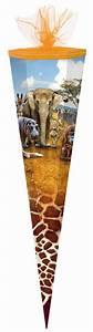Schultüte Jungen Kaufen : schult ten basteln oder kaufen schult te safari 85cm ~ Lizthompson.info Haus und Dekorationen