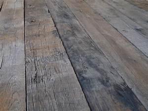 plancher de wagon brut 45mm chene bca materiaux anciens With parquet wagon