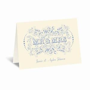 vintage vows thank you card invitations by dawn With wedding thank you cards invitations by dawn