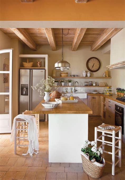cocinas rusticas bonitas  muebles vintage  mucho