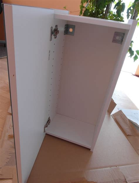 Ikea Bathroom Mirror Wall Cabinet by How To 30cm Lill 197 Ngen Mirror Wall Cabinet Ikea Hackers