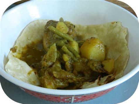 cuisine guyanaise recette roti à prononcer quot lroti quot en roulant un peu le r si