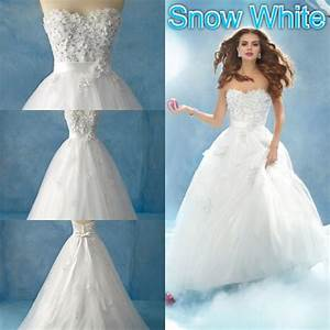 Disney wedding dresses- Snow White 2 | Wedding | Pinterest ...